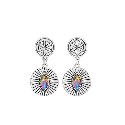 Image of Stacie Long Classic Pendant Earrings