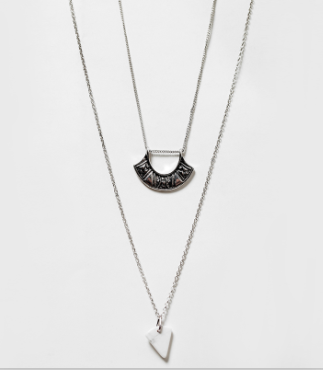 Keva Long Chain Necklace