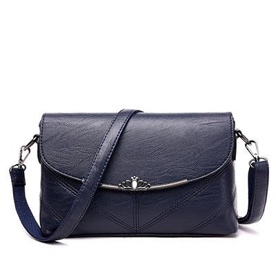 Janette Soft PU Leather Ladies Handbag