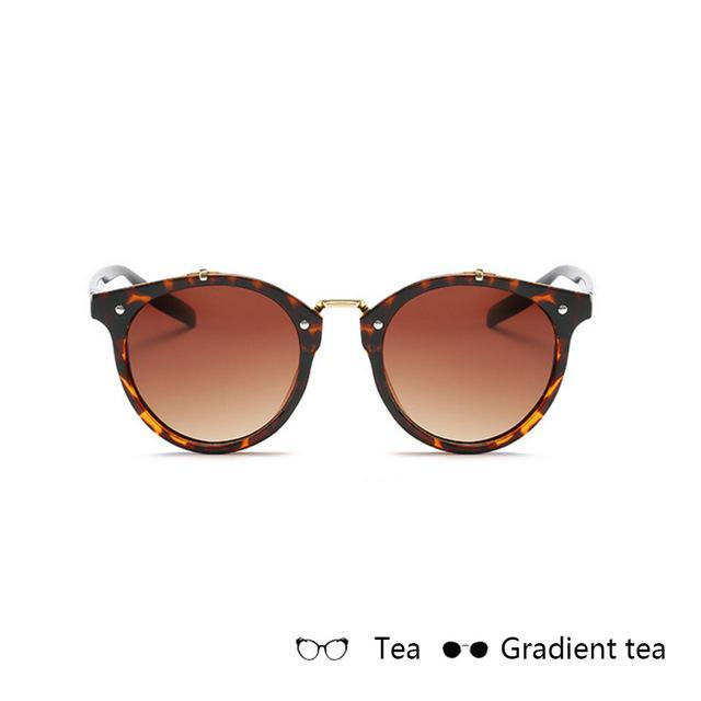 Forget Me Not Cat Eye Sunglasses