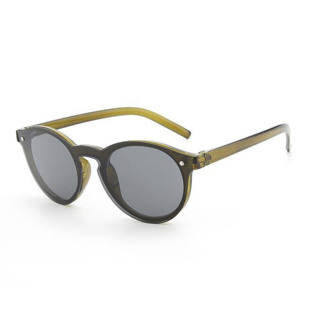 Be Brave Bamboo Frame Sunglasses