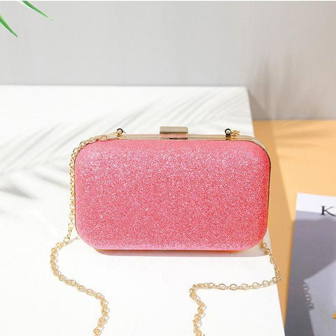 Image of Janila Crossbody Party Clutch Bag