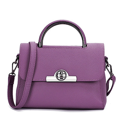 Lilline Small Lock Crossbody Handbag