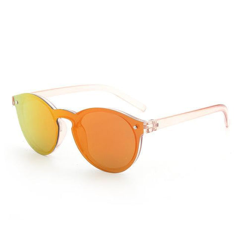 Image of Be Brave Bamboo Frame Sunglasses