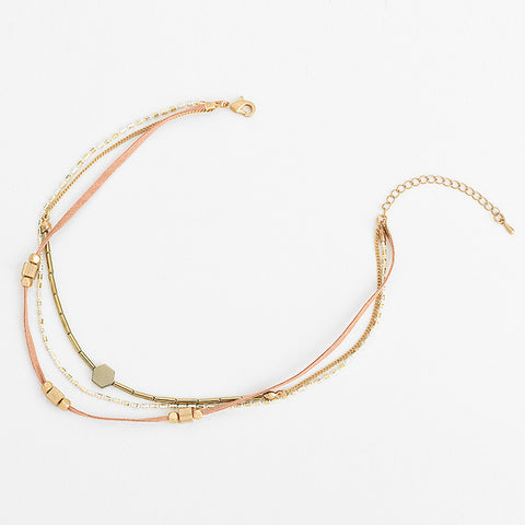 Kaytlyn Multilayer Choker Necklace
