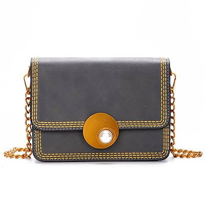 Gilonne Small PU Leather Handbag