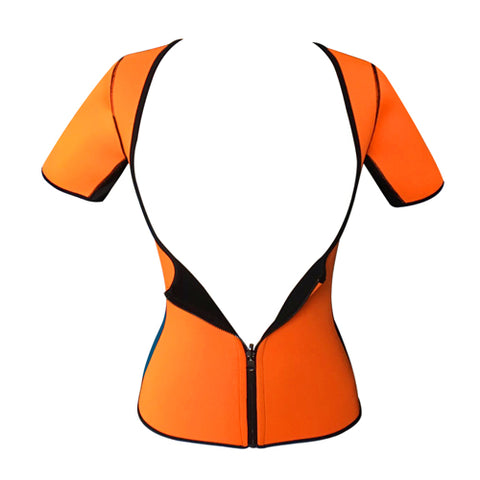 Neoprene  Waist Trainer Sports Suit