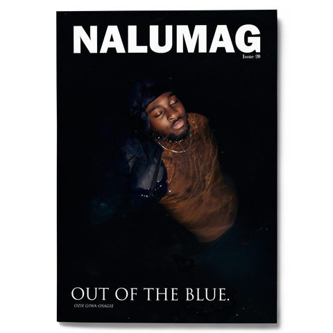 "NALUMAG issue #20 ""OUT OF THE BLUE"""