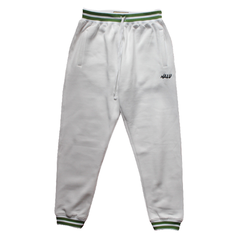 Khaki Court Track Pants