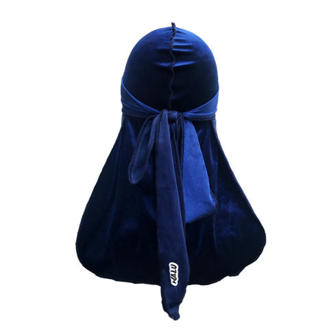 Navy 'DEEP SEA' Deluxe Durag