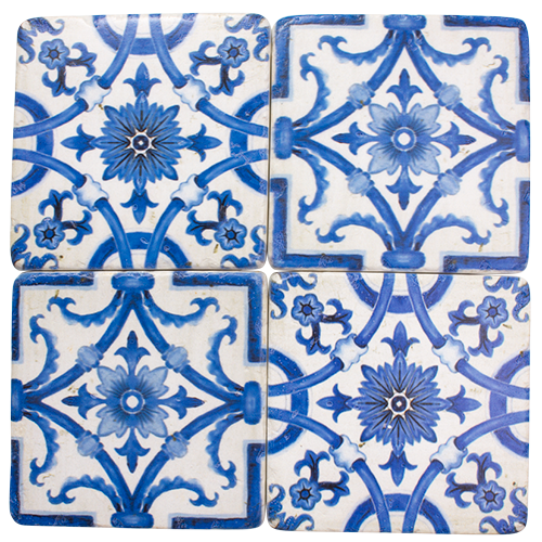 Sorrento Coasters Set