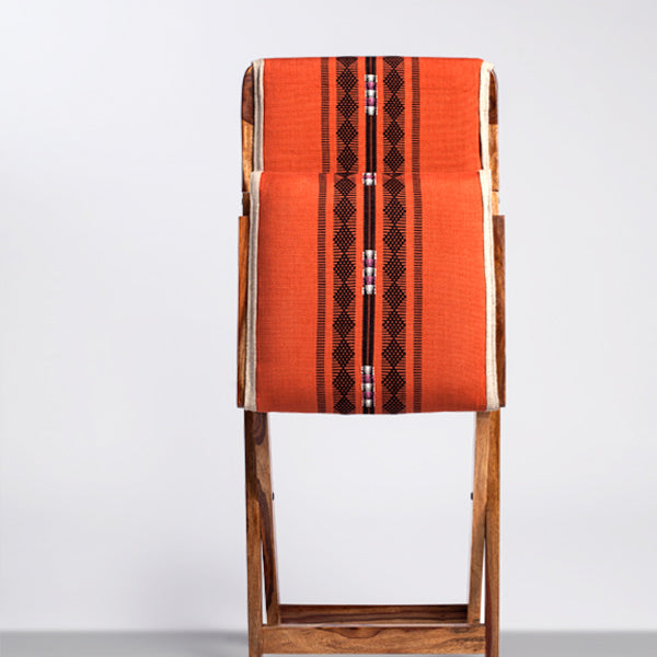 Naga Shawl Folding Chair