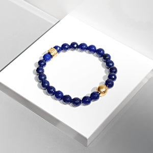 Armband BLUE EARTH