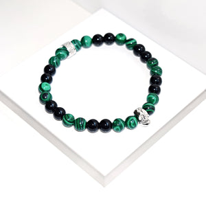 Armband GREEN - ROCK & STEEL GERMANY