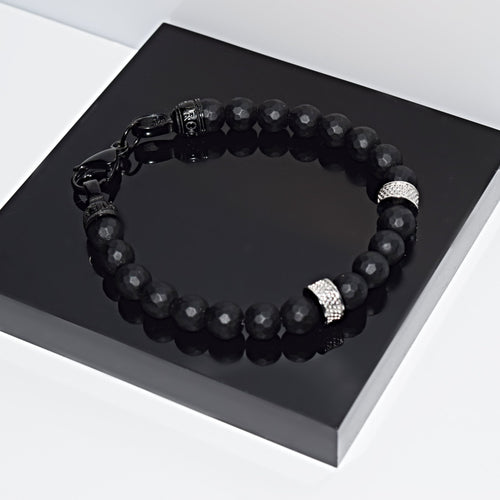Armband FACETED - ROCK & STEEL GERMANY