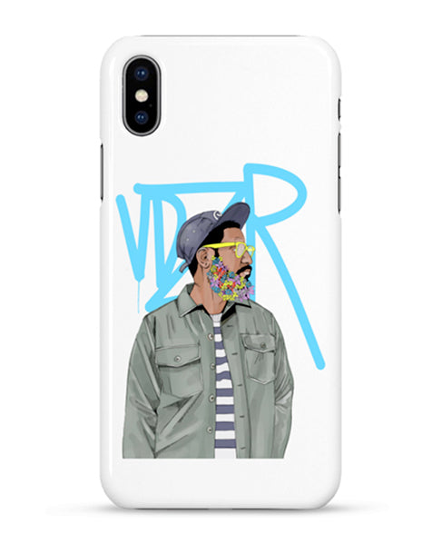 coque iphone x street art