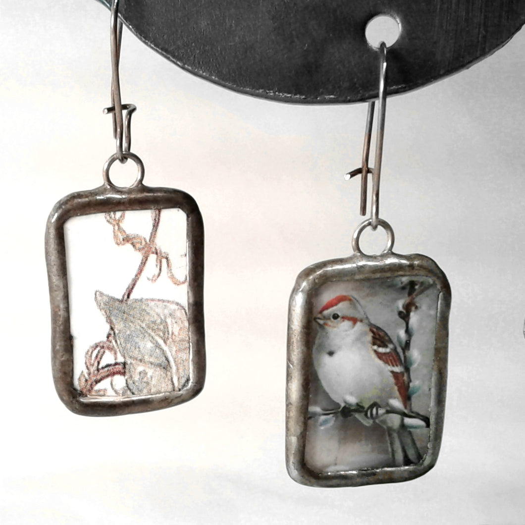 Sweet Sparrow Earrings