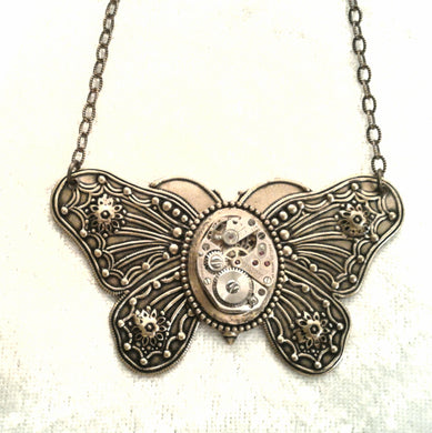 Butterfly Pendant, large