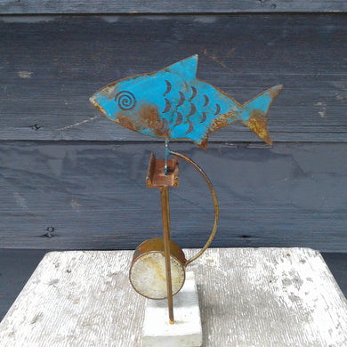 Fanciful Fish, med