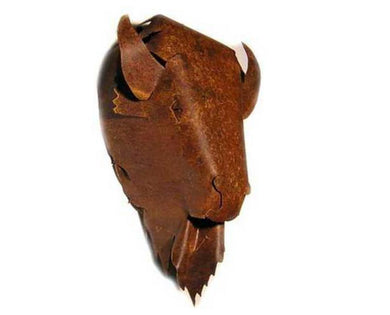 Bison Head, med