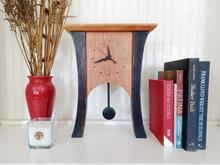 Black Cherry Mantle Clock