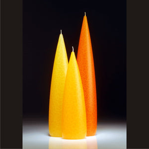 Candle, slim, Citrus colour group
