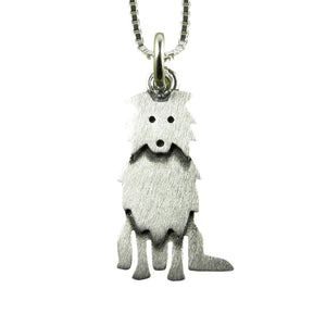 Collie Pendant