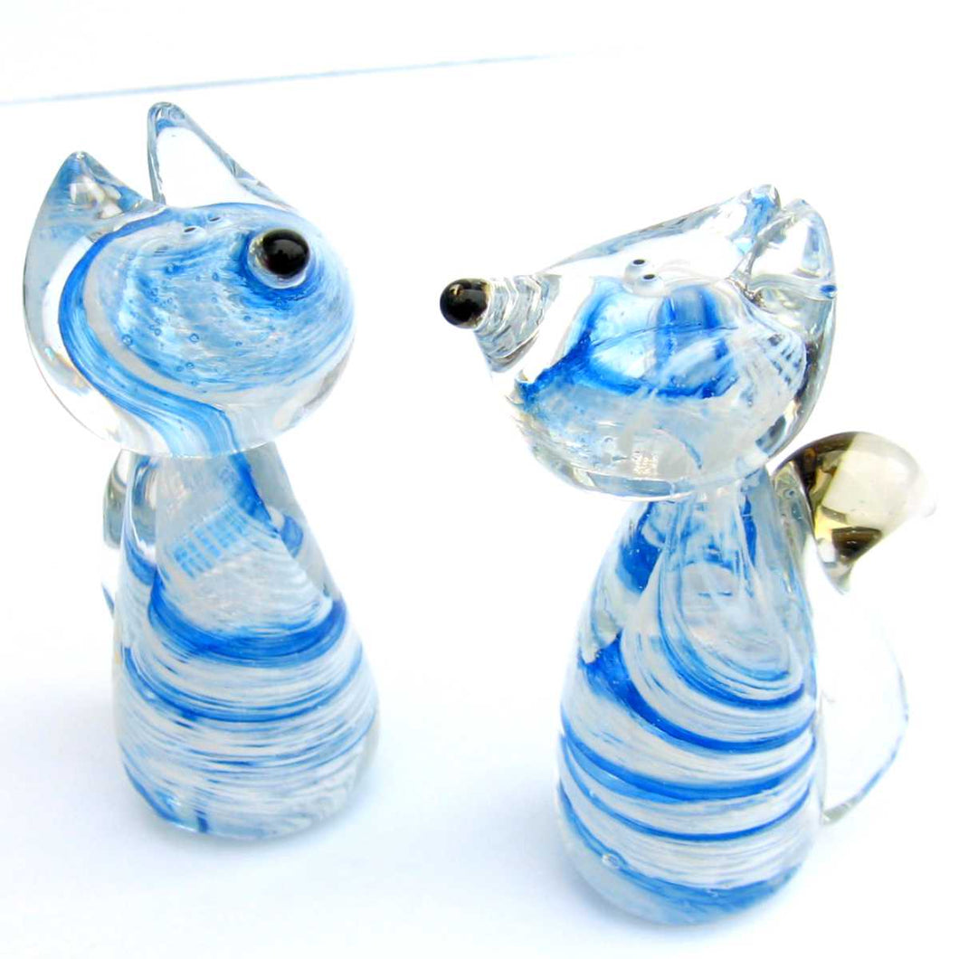 Glass Mini Dog