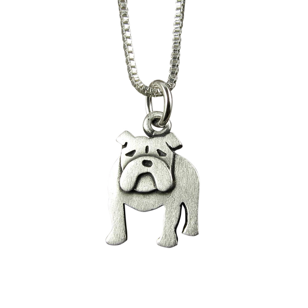 English Bulldog Pendant