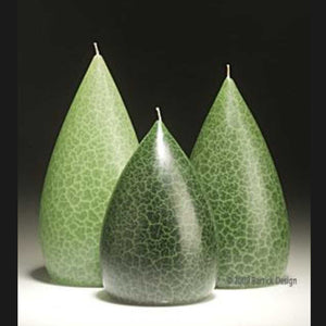 Candle, large Evergreen