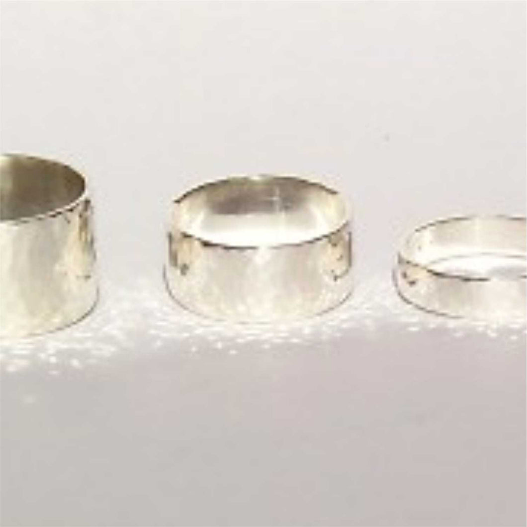 Hammered Band 8mm
