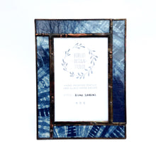 Photo Frame, 5x7 Kumo Shibori
