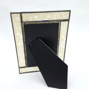 Photo Frame, 4x6 Lace