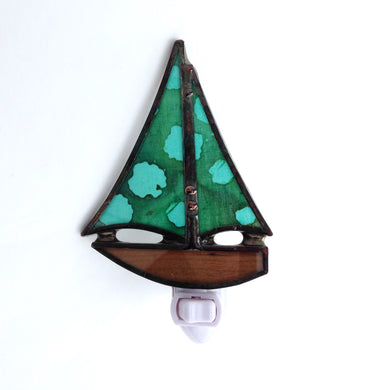 Sailboat Night Light