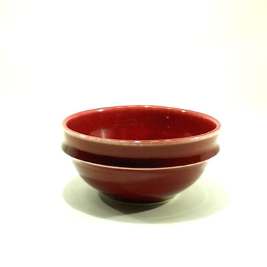 Red Mini Bowl