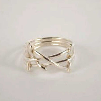 Twig Ring, SS