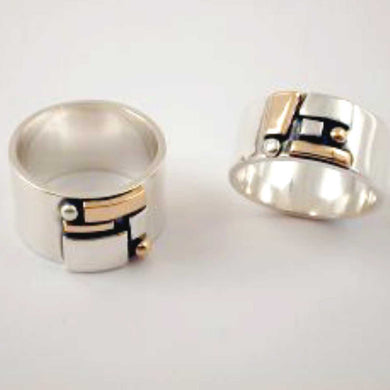 Dimensions Ring, 9mm