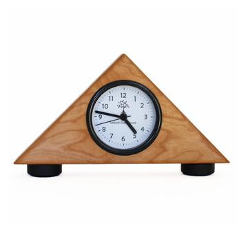 Triangle Mantle Clock