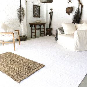 75% OFF! Asha Oversized Cotton Rug 300 x 400 cm