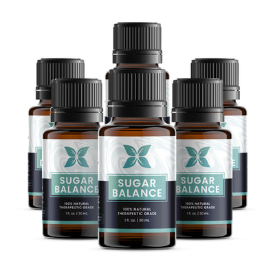 Herbaly Sugar Balance Essential Oil