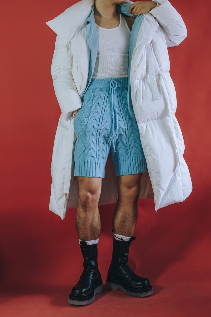 DESMOND KNITTED SHORTS