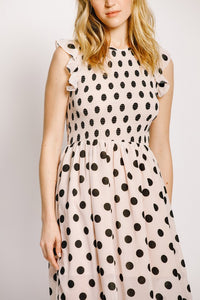 The Dotty Dress
