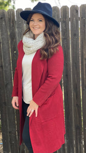Best Selling Juniper Sweater Jacket