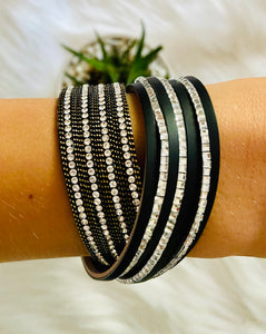 Date Night Magnetic Wrap Bracelets