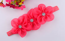 Load image into Gallery viewer, 3 Piece Flower Head Band