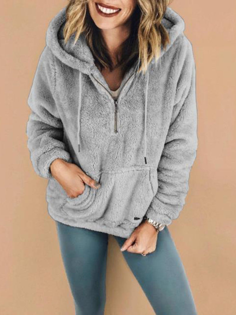 Casual Fashion Long Sleeve Hoodie
