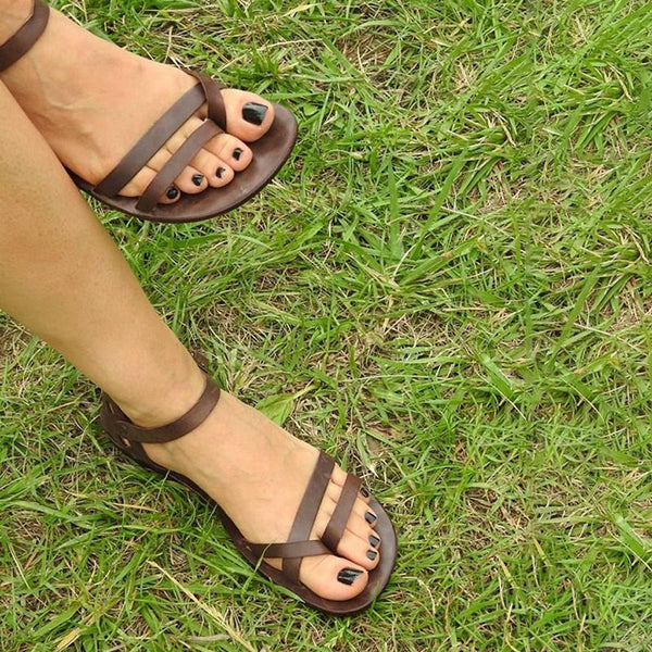 Casual Gladiator Toe Strap Sandals Women
