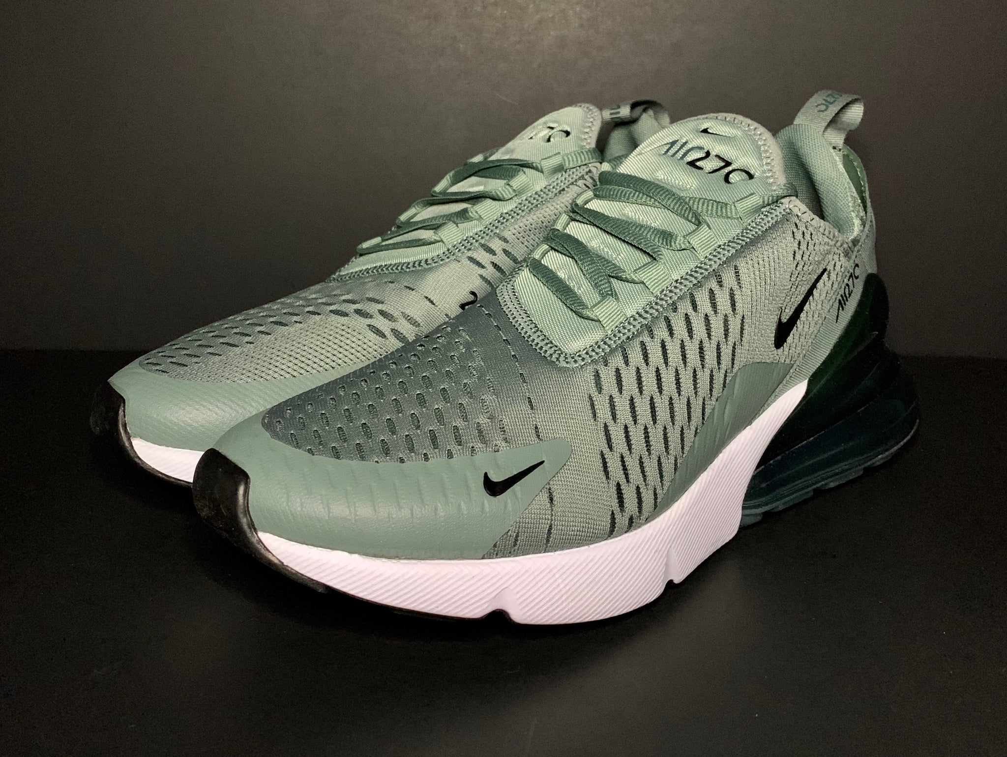 the latest d9312 53888 Nike Air Max 270 Clay Green – Soles By Joshua