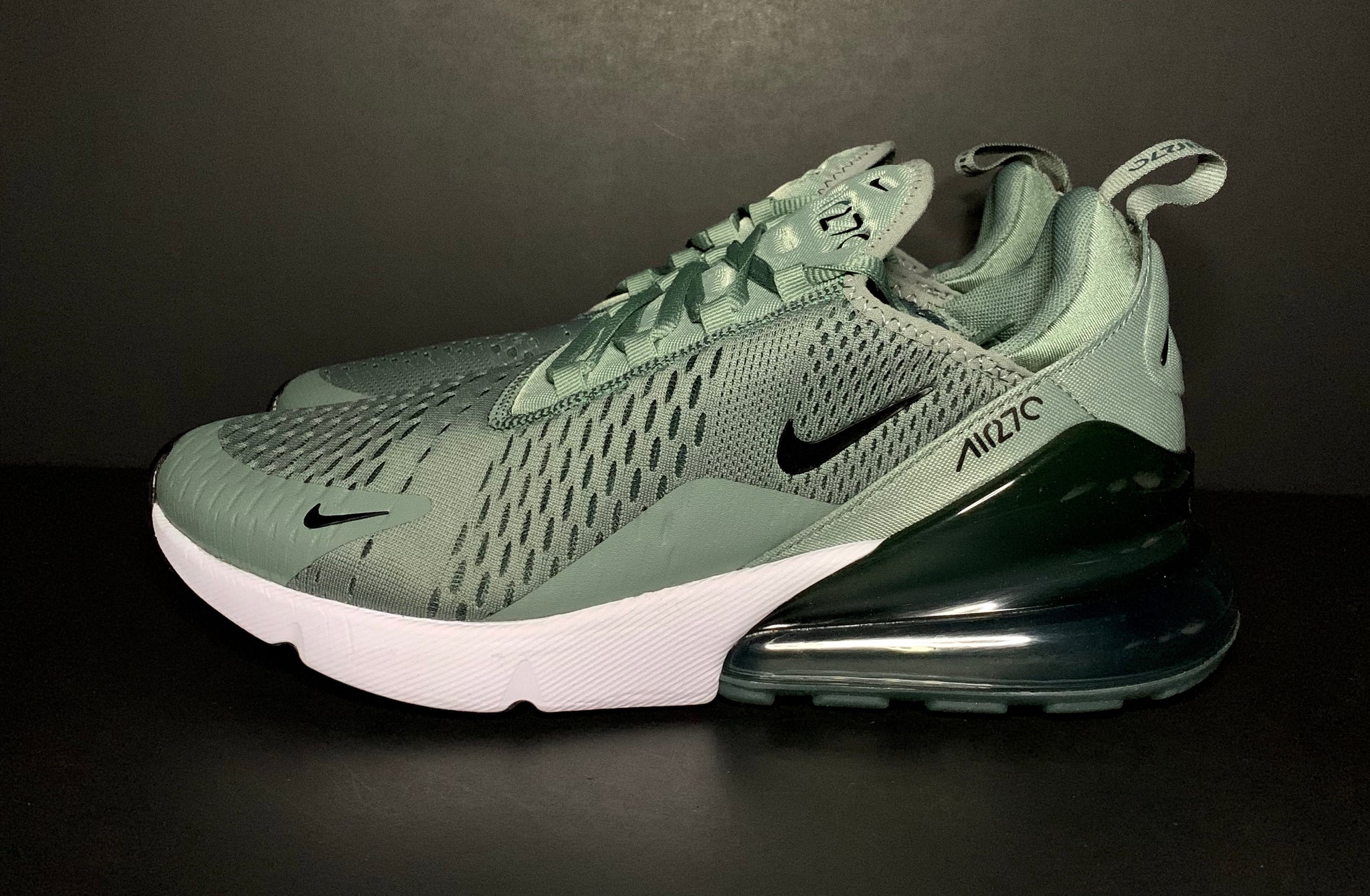e2aa802610 Load image into Gallery viewer, Nike Air Max 270 Clay Green ...