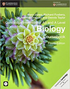 Cambridge International AS and A Level Biology Coursebook 4th Edition
